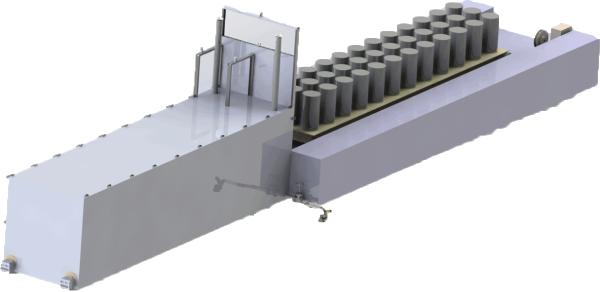 Proquip Technologies - Bitumen Melter