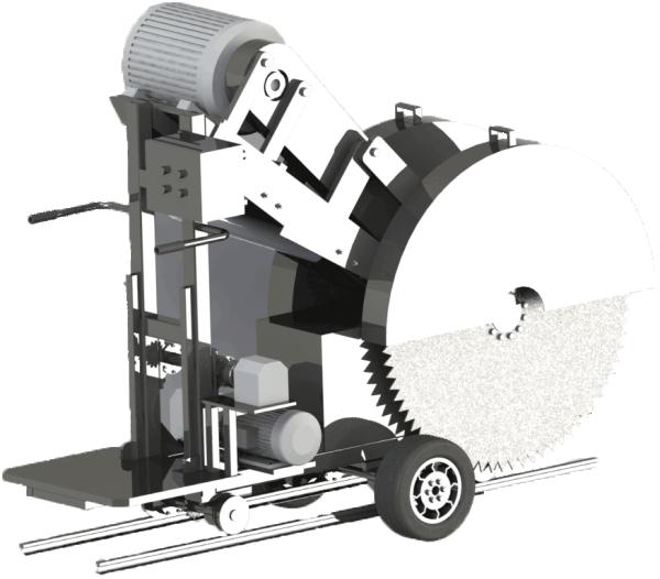 Proquip Technologies - Stone Cutter